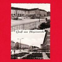 Ansichtskarte Gruß aus Hoyerswerda ´67
