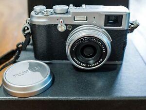 Fujifilm Finepix X100 - 12.3MP Digital Camera - Classic in Good Condition
