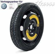 Original SEAT SKODA notrad rueda de repuesto rueda de repuesto 125/70/18 VW 5k0601011aa
