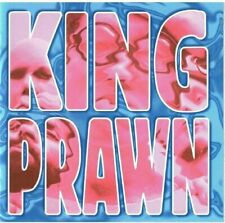 KING PRAWN First Offence (2013) reissue 14-track CD album NEW/SEALED