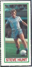 TOPPS-1981-FOOTBALLERS- #136-COVENTRY CITY-STEVE HUNT