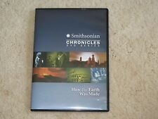 Smithsonian Chronicles How the Earth was Made DVD Series 2009