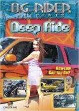 Og Rider: Deep Ride (DVD, 2007) # 011929600073