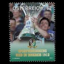 Austria 2012 -  Football  Soccer The 100th Anniversary of SV Ried - Sc 2375 MNH