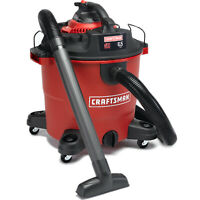 Craftsman 16 gal. 6.5 HP Wet/Dry Vac Set with Detachable Blower