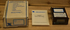 Newport Quanta Model Q2100 Process Signal Digital Panel Meter In Box With Manual