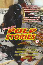 WINDY CITY PULP STORIES #14 2014 - DASHIELL HAMMETT, JOSEPH SHAW, HANNES BOK etc