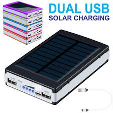 Portable 50000mAh External Power Bank Pack USB Battery Charger For Mobile Phone