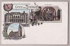Ansichtskarten vor 1914 aus Bremen mit dem Thema Dom & Kirche