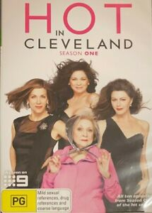 Hot In Cleveland : Season 1 (DVD, 2011, 2-Disc Set)  BRAND NEW