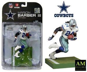 McFarlane NFL 17 - Dallas Cowboys - Marion Barber III - Figurine Orig. Packaging