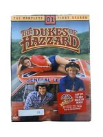The Dukes of Hazzard NEW The Complete First Season 1 DVD Box Set General Lee NIB