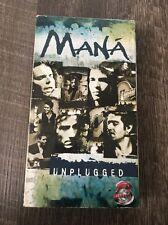 Mana - MTV Unplugged (VHS, 1999)