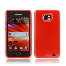 Cover Cellulare Protettiva TPU Custodia per Samsung I9100 Galaxy S2 Nuovo