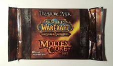 World of Warcraft MOLTEN CORE RAID TREASURE PACK Loot chance NEW & SEALED WOW