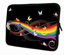 "LUXBURG 12"" Inch Design Laptop Notebook Sleeve Soft Case Bag Cover #AL"