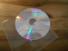 CD Pop Electric Soft Parade - If That's The Case, T (1 Song) Promo TRUCK cd only