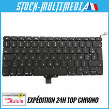"Tastiera per Apple Macbook pro 13"" AZERTY A1278 unibody 2008 à 2014"