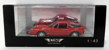 NEO 1/43 Scale Resin Model NEO45525 - Saab Sonnet II - Red