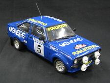 Sun Star Ford Escort RS 1800 1980 1:18 #5 Vatanen / Richards Rally MC (MCC)