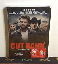 Cut Bank (Ultraviolet DVD + Digital 2015) Thriller, New Sealed Liam Hensworth