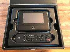 Logitech Squeezebox Touch w/ remote, PS & box Free US shipping