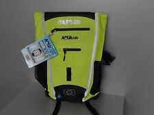 Oxford Aqua B25 Rucksack 100% Wasserdicht - Motorrad Quad ATV Roller Tasche