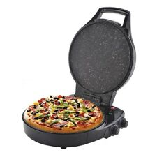 Pizza Maker Cooker 8 Baking Cups 1800W Electric Stone Coated