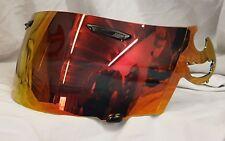 Visiera Arai Tipo i SAi Rosso Red Specchio RX-7GP Corsair V  Quantum ST RR5 RX Q