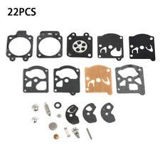 Carb Carburetor Diaphragm Gasket Needle Repair Kit For K10/K20-WAT WA/WT/Walbro