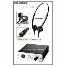 NEW STAX SRS-005SMK2 SR-003MK2 + SRM-252S Ear Speaker System Expedited Shipping