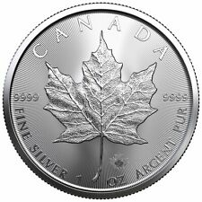 2021 Canada $5 - 1oz. Silver Maple Leaf