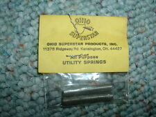 Ohio Superstar Ho All purpose utility springs x2