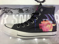 CONVERSE ALL STAR CHUCK TAYLOR BLACK SABBATH MEN SHOES 143184C ATHLETIC SNEAKERS
