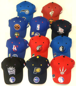 NBA Reebok The Official Draft NY 06 Cap Hat Curve Brim Choose Team NEW!!!