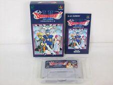 DRAGON QUEST I II 1 2 Super Famicom Nintendo SFC Import Japan Video Game sf