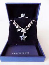 NWT Swarovski Crystal Milky Moonlight Crystal Necklace~ # 1054831