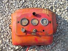 Massey Harris 30 Tractor Mh 30 Dash Panel With Switch Amp Gauges