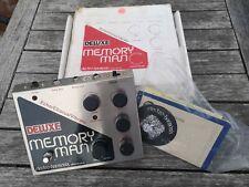 ELECTRO HARMONIX DELUXE MEMORY libre de entrega al día siguiente MAN en el Reino Unido