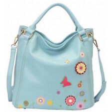 Vendula FUNKY FLORAL BUTTERFLY HOBO BAG Girls Ladies Hand Bag RRP £70 NEW BLUE