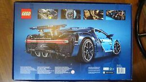 Brand new Bugatti chiron lego model