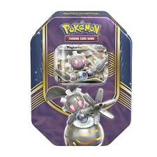 Pokemon Ex Collector Tin Battle Heart Magearna Ex Sealed 4 Booster Packs New