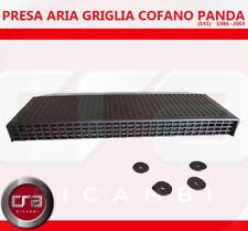 PRESA ARIA GRIGLIA COFANO ANTERIORE FIAT PANDA 141  DAL 1980 AL 2003