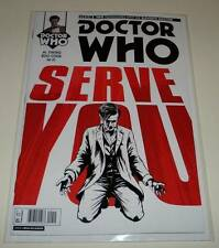 DOCTOR WHO : THE ELEVENTH DOCTOR # 9  Cover A   Titan Comic April 2015   NM