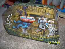 He Man Masters of the Universe Mo-Lar vs Skeletor Matty collector