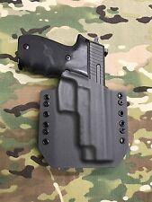 Armor Gray Kydex SIG P226R Holster
