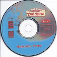 Jump Start Advanced Toddlers School Time (Cd #1 early education kids fun learn)