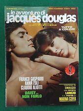 FOTOROMANZO Lancio JACQUES DOUGLAS n.162 + Poster (1979) GASPARRI ZOLI Rivista