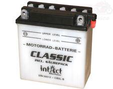 Intact Batterie Yb5l-b 50512 Suzuki GT 250 E X7e