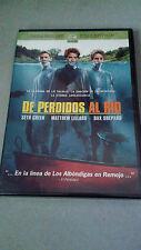 """DVD """"DE PERDIDOS AL RIO"""" COMO NUEVA SETH GREEN MATTHEW LILLARD DAX SHEPARD"""